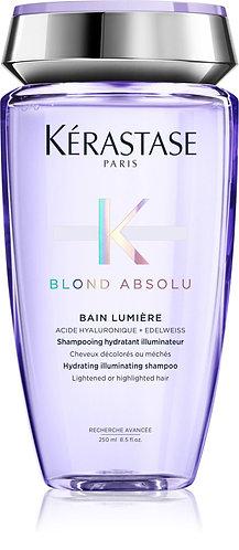 Kérastase BLOND Absolu Bain Lumière 250ml Shampoo para cabelos pintados