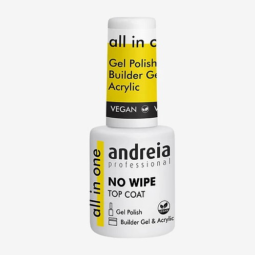 Andreia All In One Top Coat No Wipe 10,5ml