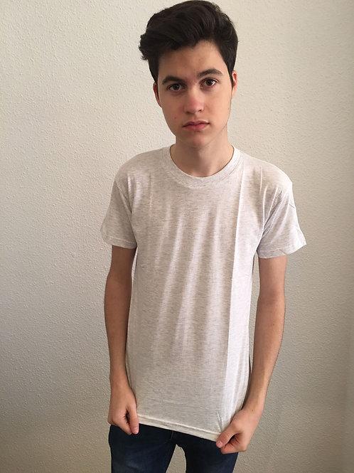 Camiseta blanca Abiime -Talla UNICA