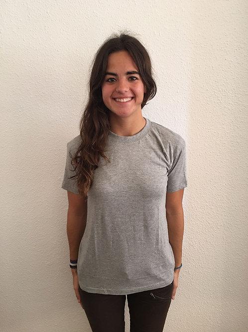 Camiseta gris oscuro Abiime - Talla UNICA
