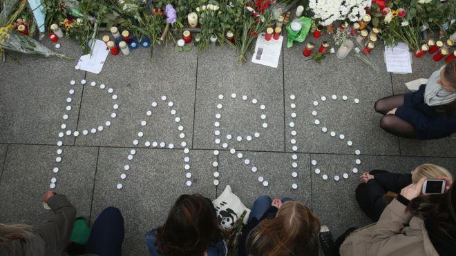 Paris Terrorism Crisis