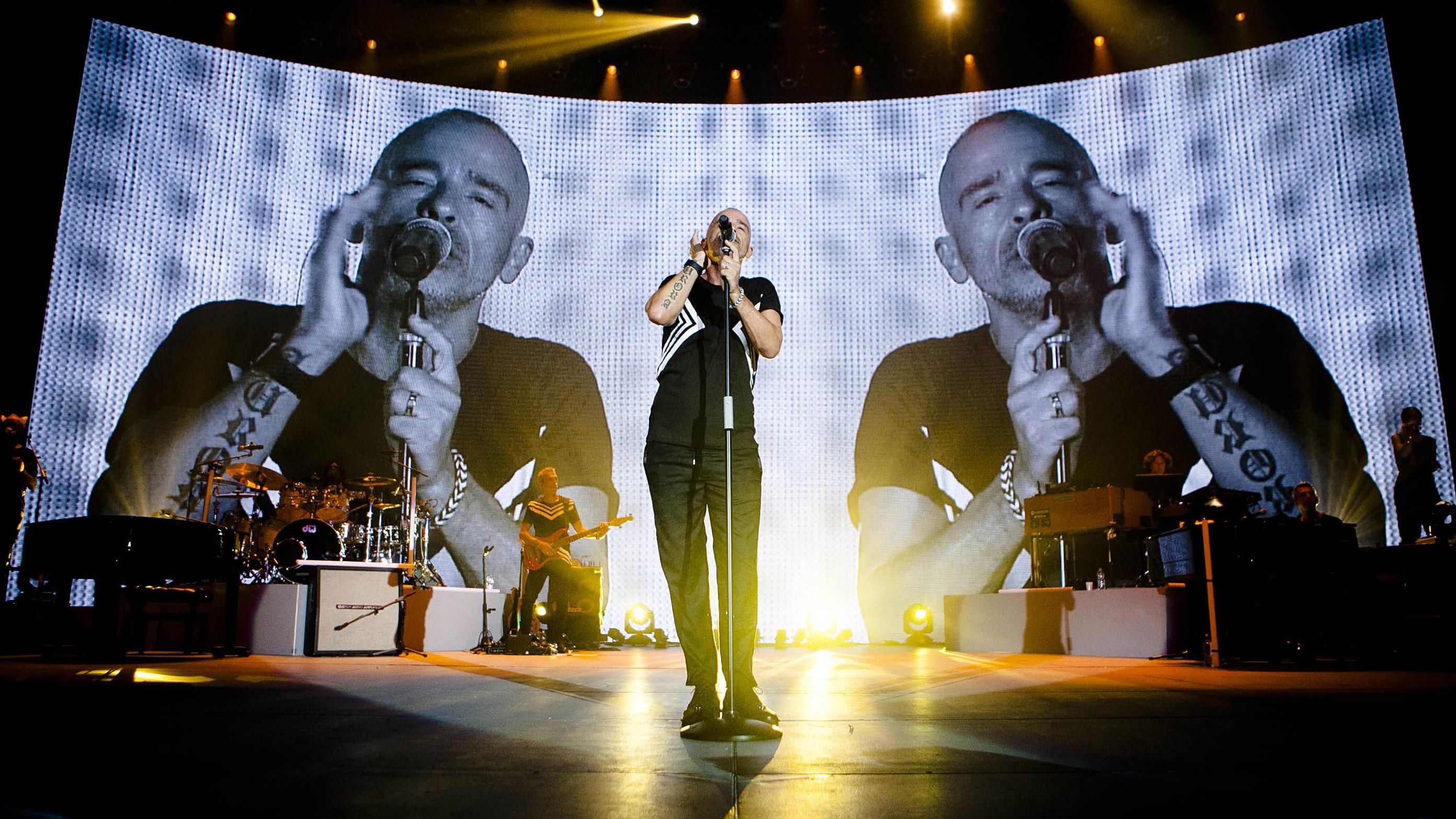 Eros Ramazzotti Live For RDS