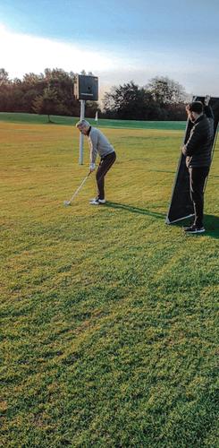 TrackMan Golf - photoshoot