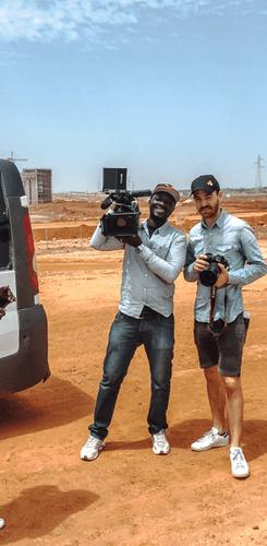 CTCN Senegal filming