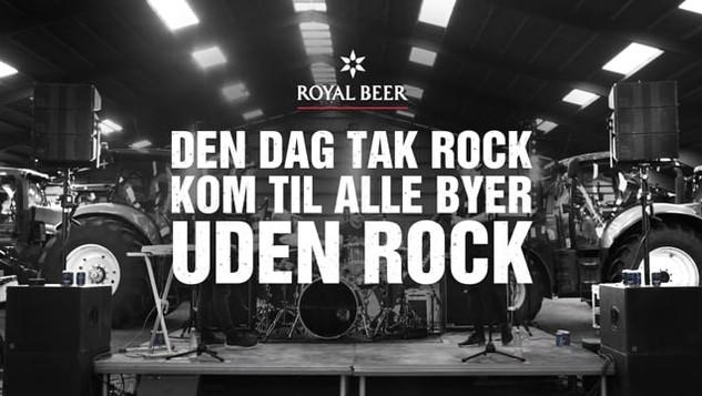 Tak Rock - TV Commercial