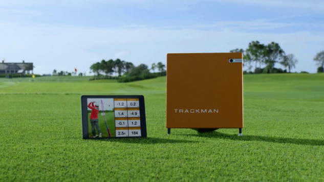 TrackMan branding video