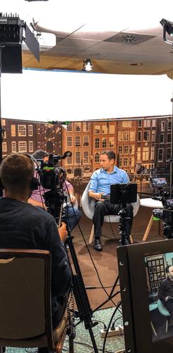 GSK interviews - Behind the scenes
