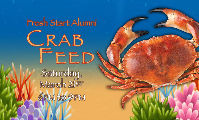 2020 FSAA Crab Feed on March 21st