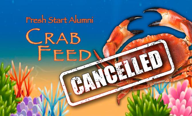2020 FSAA Crab Feed CANCELLED