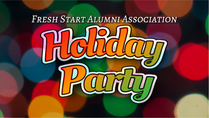 2018 FSAA Holiday & New Year's Party on Saturday, December 29th