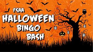Halloween Bingo Bash
