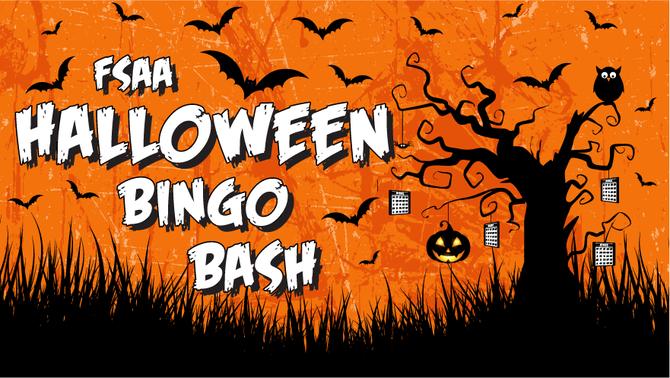 2018 FSAA Halloween Bingo Bash