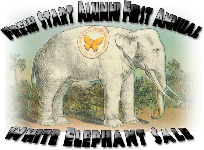 FSAA White Elephant Sale This Saturday