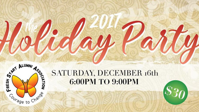 2017 Annual FSAA Holiday Party