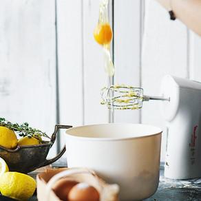 เพิ่มปริมาณไข่ ในการทำเค้ก