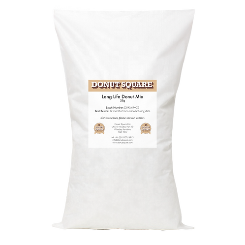 Long Life Donut Mix - 25kg