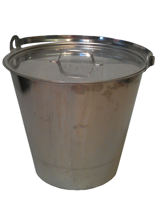 Donut Batter Mixing Bucket 15 Litre