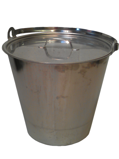 Donut Batter Mixing Bucket 12 Litre