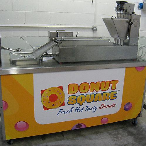 Standard Mobile Donut Cart