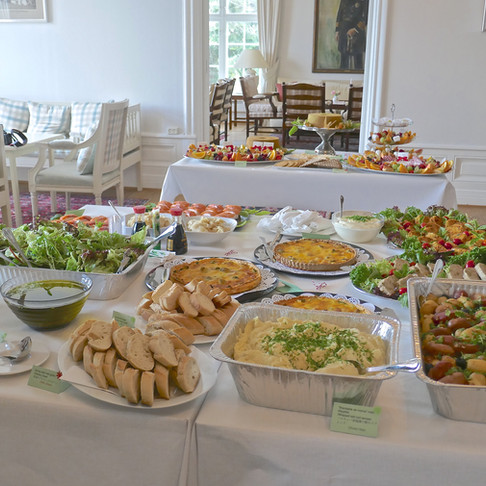Catering suggestions