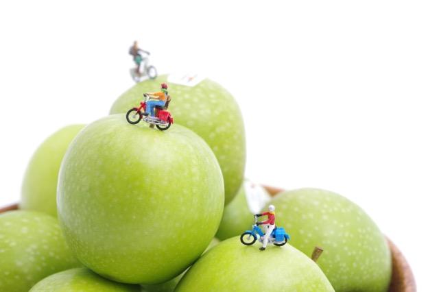Green apple 4