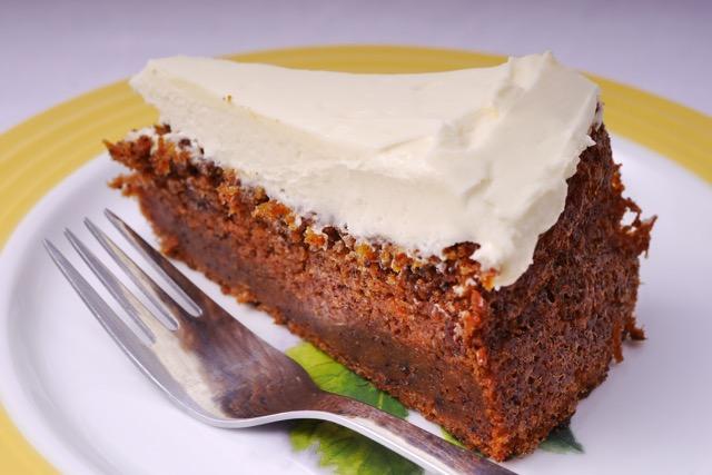 Carrot cake 3