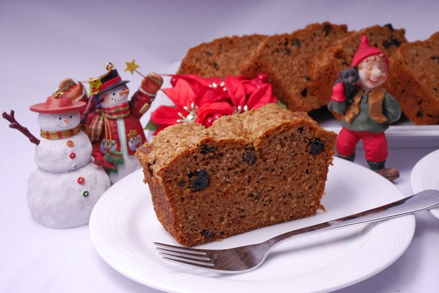 Gingerbread cake 2