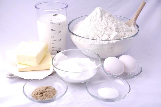 Pulla ingredients