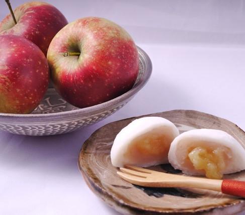 Ringo (apple)-Mochi 林檎餅