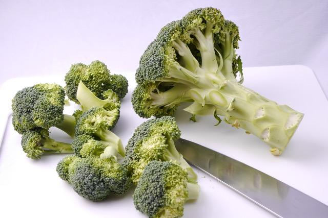 Dismantle broccoli 3