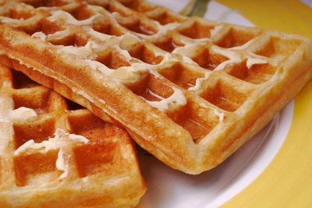 Belgian Waffle 5