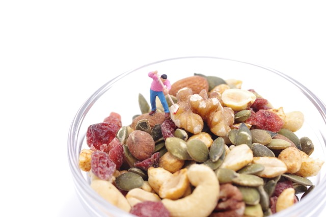 Mixed nuts 4