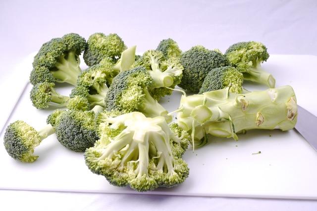 Dismantle broccoli 4