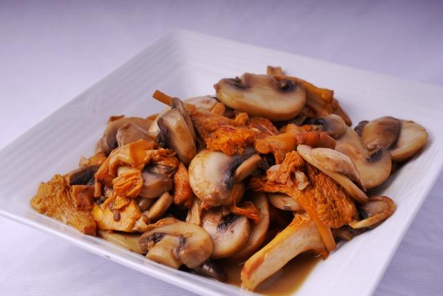 Mushroom_sauté