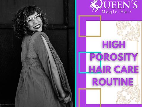 QMH High Porosity Hair Care Guide