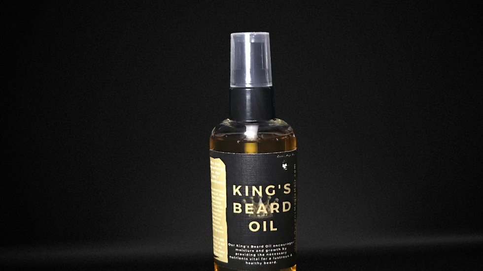 King's Beard Oil