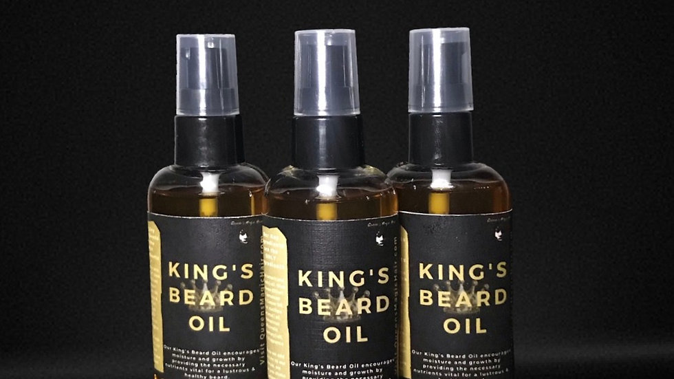 King's Beard Oil Bundle