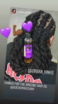 Hair Growth, Crown Growth Oil