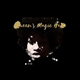 Queen's Magic Hair logo