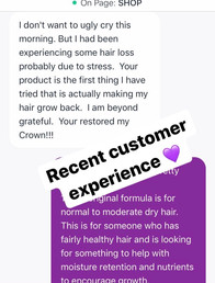 Hair growth, review