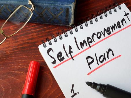 5 Healthy Self-Improvement Tips