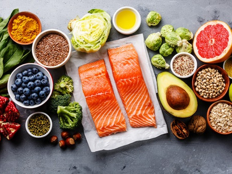 Food Choices That Feed Your Cells