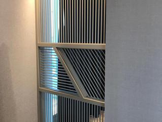 Bespoke Aluminium Screens
