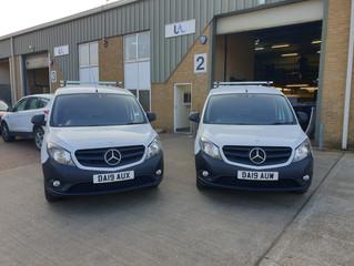 New Site Vans
