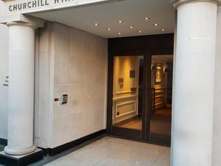 Bronze doors for Hyatt Regency