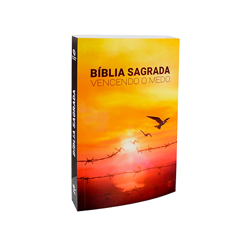 1 BÍBLIA VENCENDO O MEDO