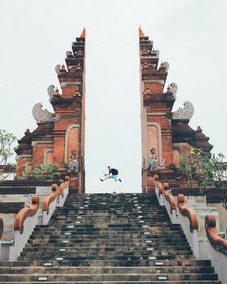 INDONÉSIA | ILHA DE BALI EM STOPOVER