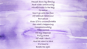 Poem: Rewriting My Story