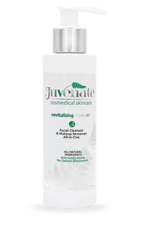 Juvenate, The Beauty Depot, Revitalising cleanser,