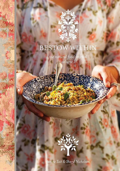 Beauty bestow within cookbook one from the beauty depot